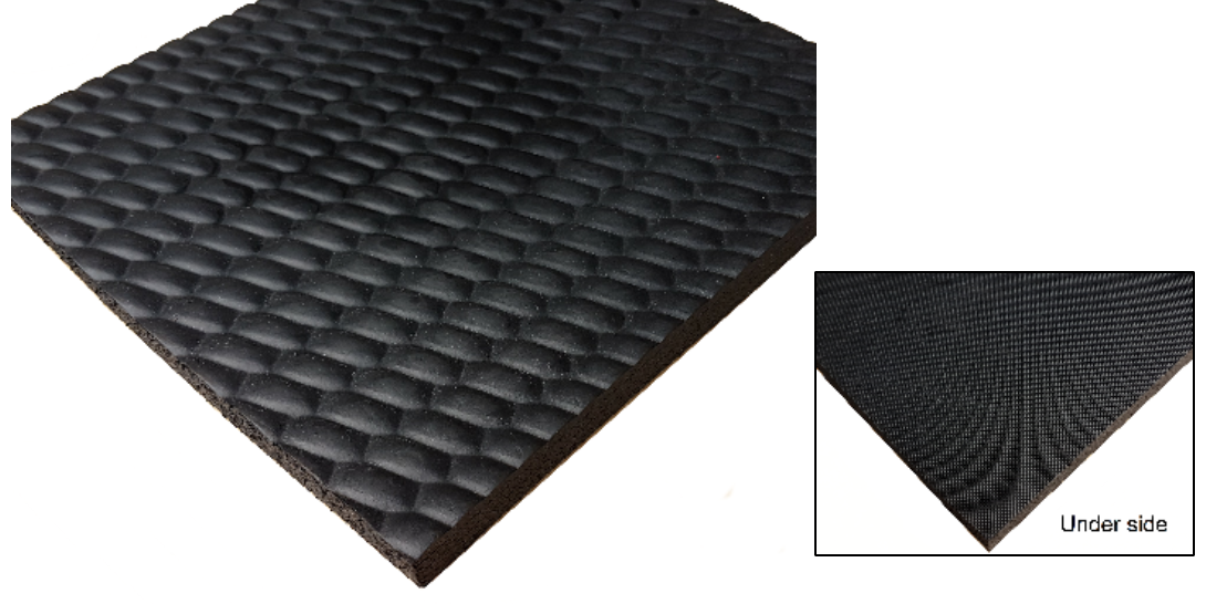 EVA HORSE FLOAT MAT