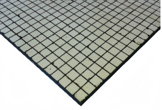 Ceramic faced Wear Tiles